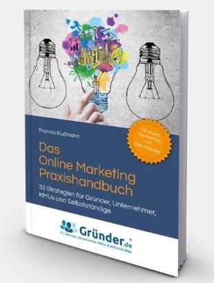 Online Marketing Praxishandbuch